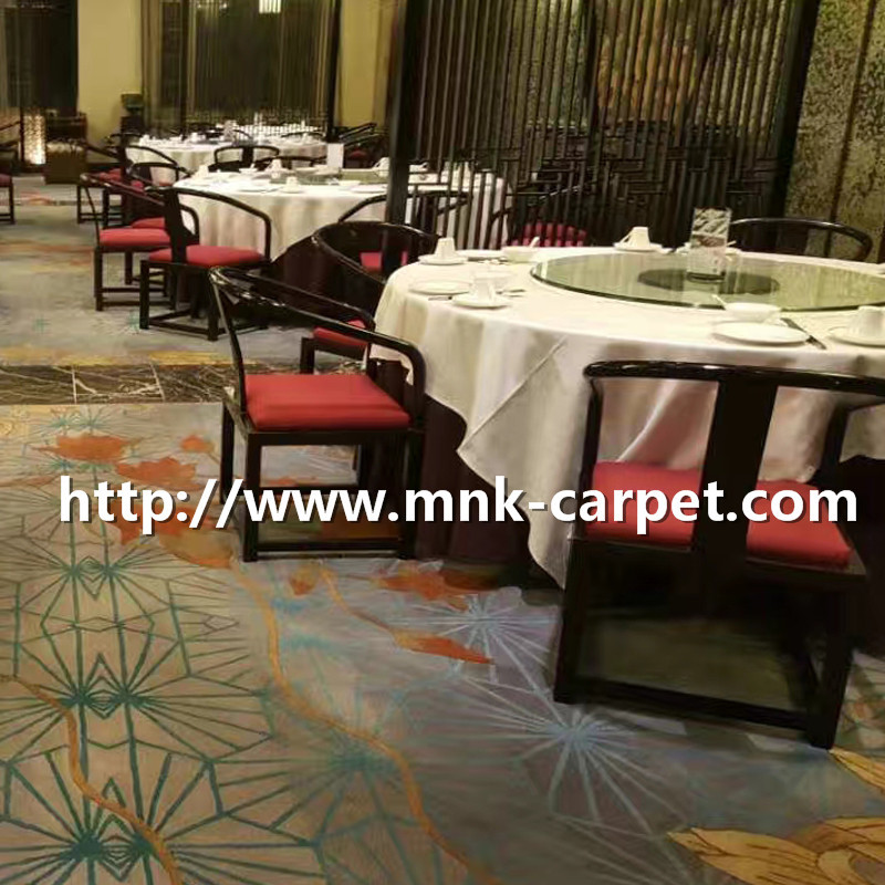 MNK Wall To Wall Carpet High Quality Banquet Hall Carpets