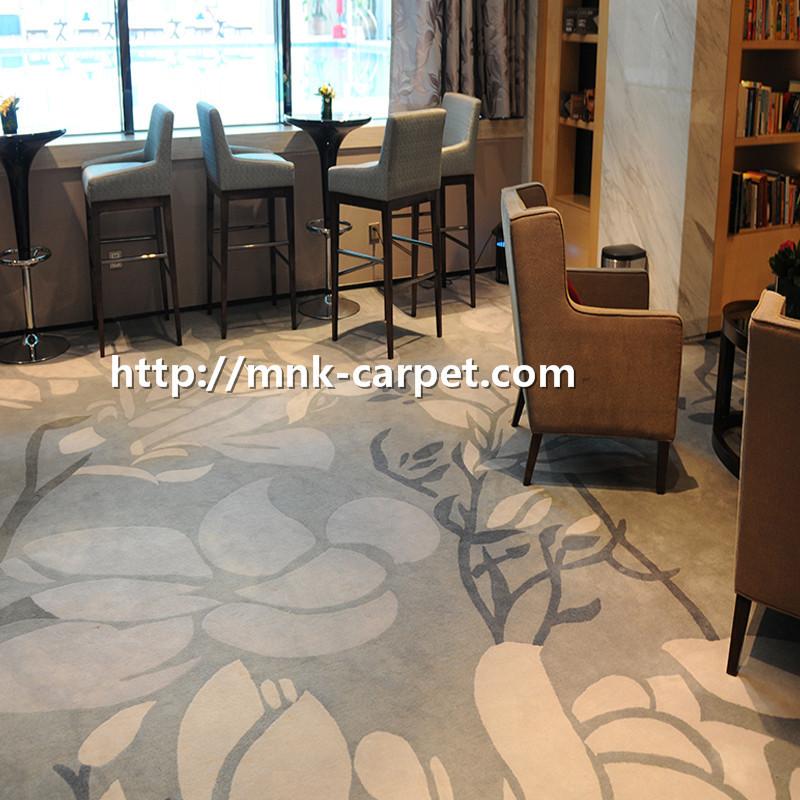 MNK Fireproof Nylon Carpet Wall To Wall Banquet Hall Carpet