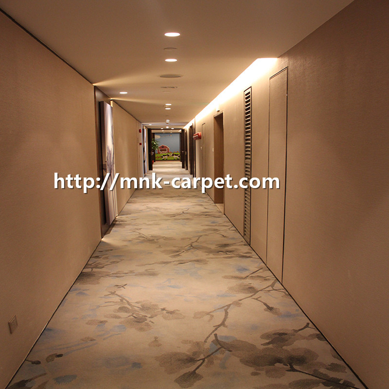 MNK Wall To Wall Nylon Carpet For High Quality Hotel