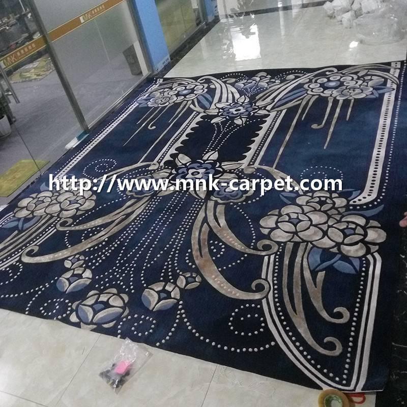 MNK Luxury Hotel Corridor Carpet New Zealand Wool carpet