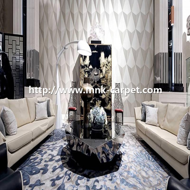 Luxury Hotel Carpets Handmade Carpet Living Room Carpets