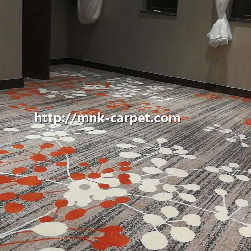 MNK Commercial Nylon Printed Corridor Carpet